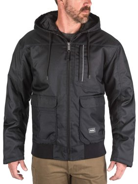 Men's Enduro Zone Poly Duck Insulated Hooded Jacket