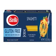 (4 pack) Barilla Gluten Free Pasta Spaghetti, 12.0 OZ