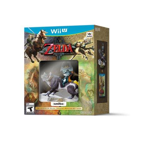 The Legend of Zelda: Twilight Princess HD, Nintendo, Nintendo Wii U, 045496903763