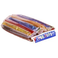 Fun Pops Fruit Flavored Freeze Pops, 3 Oz., 36 Count