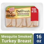 Oscar Mayer Deli Fresh Mesquite Smoked Turkey Breast, 16 Oz.