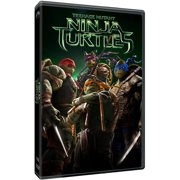 Teenage Mutant Ninja Turtles (2014) (DVD + Digital HD)