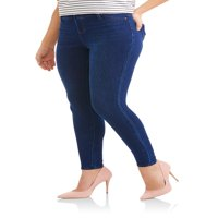 06820ae1b8bb3 Time and Tru - Women's Full Length Soft Knit Color Jegging - Walmart.com
