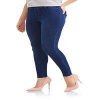 156b1195b31b6 Time and Tru - Women's Full Length Soft Knit Color Jegging - Walmart.com