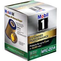 Mobil 1 Extended Performance Oil Filter, M1C-251A, 1 count
