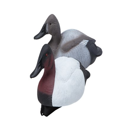- FINAL APPROACH Floating Canvasback 474360FA Decoy Flawless Anatomy 6 Pack