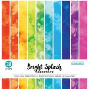 "Colorbok 12"" Paper Pad, Watercolor Bright Splash"