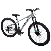 """Huffy 26"""" Scout Mens Hardtail 21-Speed Mountain Bike with Disc Brakes"""