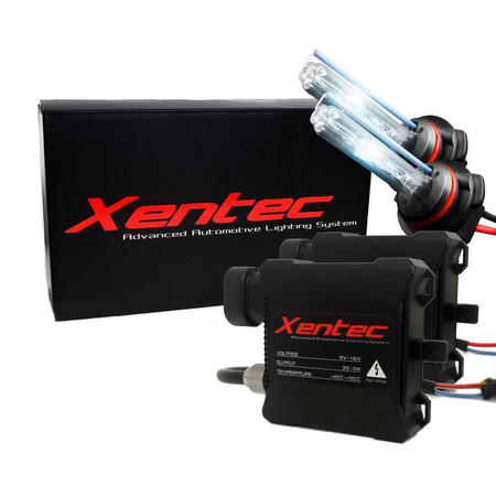 Xentec 5000K Xenon HID Kit for Dodge Ram 1500 1994-2001 with 2 headlamp 9004 High Beam/Low Beam Headlight Super Slim Digital HID Conversion Lights Conversion Kit 9004 Bulb