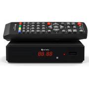 Ematic AT102 Digital TV HD Converter Box + Recorder with LED Display