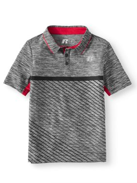 Short Sleeve Performance Polo (Little Boys & Big Boys)
