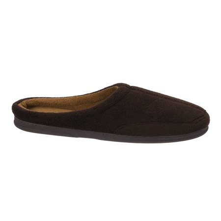 DF by Dearfoams Men's MF Terry Clog Slipper - Funny Slippers For Men