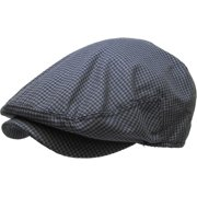 bf6e65f9c1b36 Plaid Cabbie Newsboy   Ascot Ivy Hat Cap Plaid Solid Gatsby Golf NEW