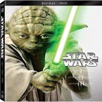 Star Wars Trilogy: Episodes I-III (Blu-ray + DVD)