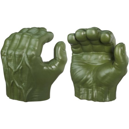 Marvel Avengers Hulk Gamma Grip Fists - Hulk Hands