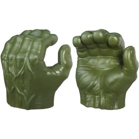 Marvel Avengers Hulk Gamma Grip Fists](The Hulk Fist)