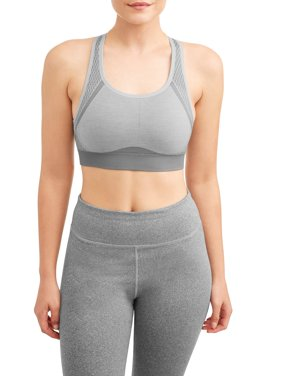 Women's Medium Impact Seamless Molded Cup Sports Bra