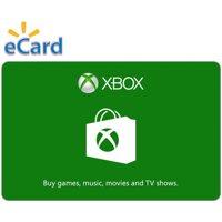Xbox $20 Gift Card, Microsoft, [Digital Download]
