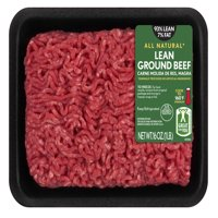 93% Lean/7% Fat, Lean Ground Beef, 1 lb