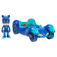 PJ Masks Vehicle - Cat-Car & Catboy Figure