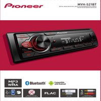 Pioneer Mvh-s21bt Dig Media Receiver
