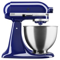 KitchenAid Deluxe 4.5 Quart Tilt-Head Cobalt Blue Stand Mixer, 1 Each