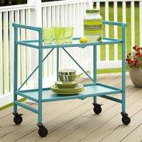 Cosco Folding Serving Cart, Multiple Colors