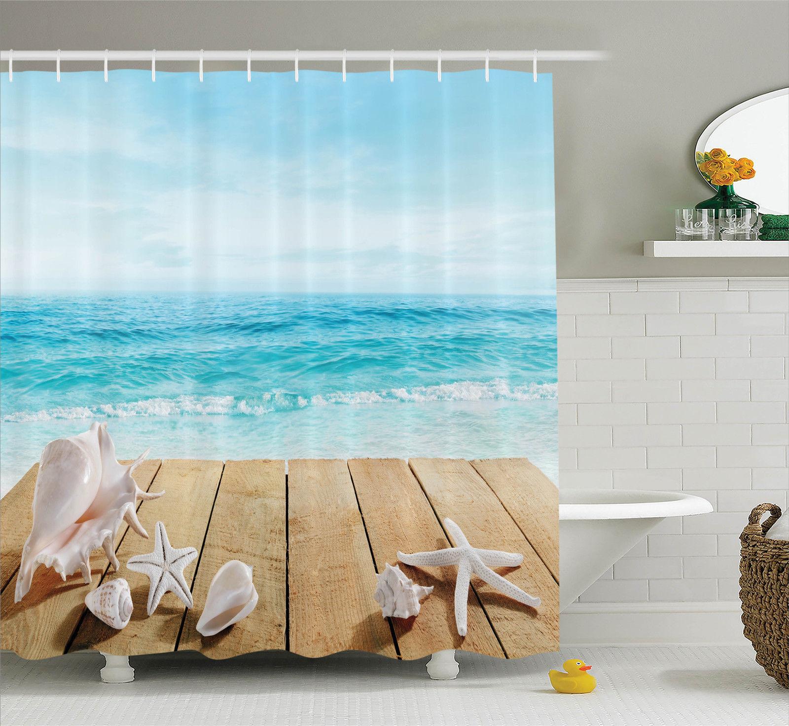 Walmart & Beach Themed Bath Decor