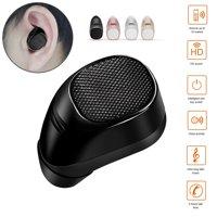 Mini Bluetooth 4.1 Wireless In-ear Earbud Stereo Headset Headphone Earphone