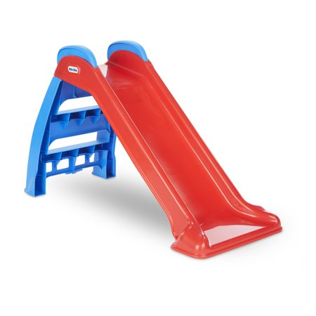 Little Tikes First Slide (Red/Blue) - Indoor/Outdoor Toddler Toy](Toddler Toy)