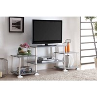 """Mainstays No-Tool Assembly 3-Cube Entertainment Center for TVs up to 40"""", Multiple Colors"""