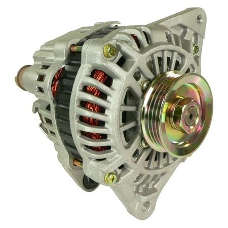 DB Electrical AMT0097 New Alternator For Mitsubishi Mirage 1.8L 1.8 98 99 00 01 02 1998 1999 2000 2001 2002, 2.0L 2.0 Mitsubishi Lancer 02 03 04 2002 2003 2004 (2004 Mitsubishi Lancer Alternator)