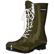 8de7f2c7008c Roma Womens Epaga Rubber Short Rain Boots