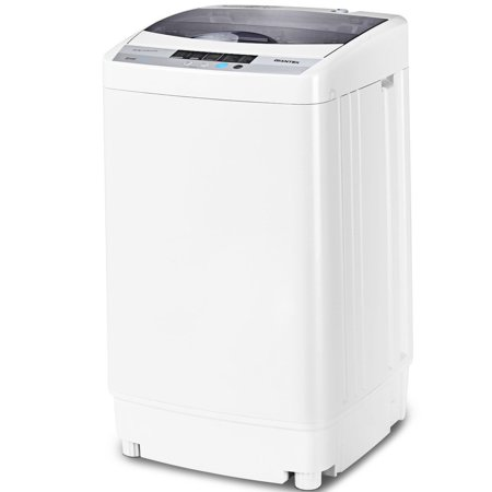 Costway 1.6 Cu Ft Portable Washing Machine Spin Compact (Smeg Washing Machines)