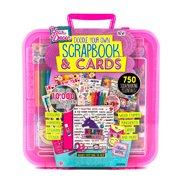 Horizon Group USA Doodle Deco Your Decor Scrapbook & Cards Art Kit, 1 Each