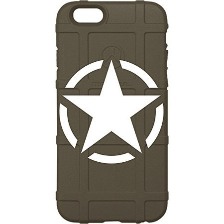 LIMITED EDITION - Authentic Made in U.S.A. Magpul Industries Field Case for Apple iPhone 7,8 ONLY (Standard 4.7