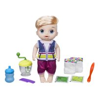 Baby Alive Sweet Spoonfuls Baby Doll Boy-Blonde Hair