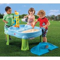 Step2 Sandbox Splash n' Scoop Bay Water Table