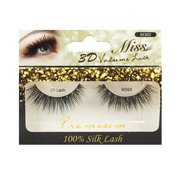 e68875ee4dc Miss Lashes 3D Volume Tapered Natural Silk Eyelash Extension [2-PACKS, FREE  SHIPPING