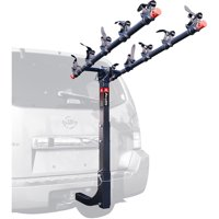 Allen Sports Deluxe 5-Bicycle Hitch Mounted Bike Rack, 552RR