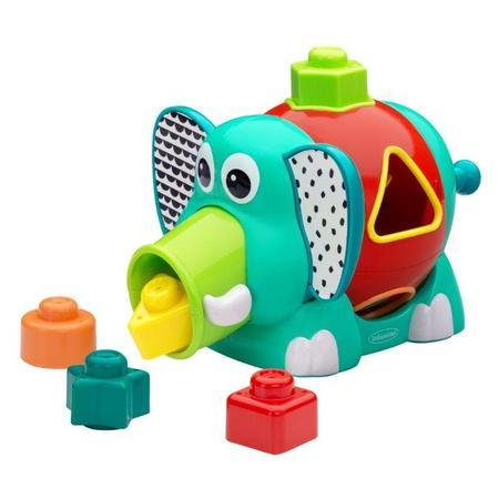 Infantino Jumbo Shape Sorter 12+m, 1.0 CT](Shape O Toy)