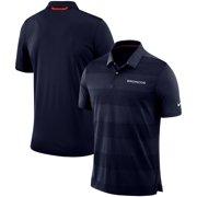 68308d7682be Denver Broncos Nike Sideline Early Season Wordmark Performance Polo - Navy