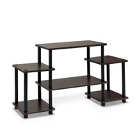 Furinno 11257 Turn-N-Tube No Tools Entertainment Center