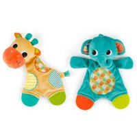 Bright Starts Snuggle & Teether Toy