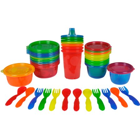 The First Years Take & Toss Variety Pack, 28 Piece