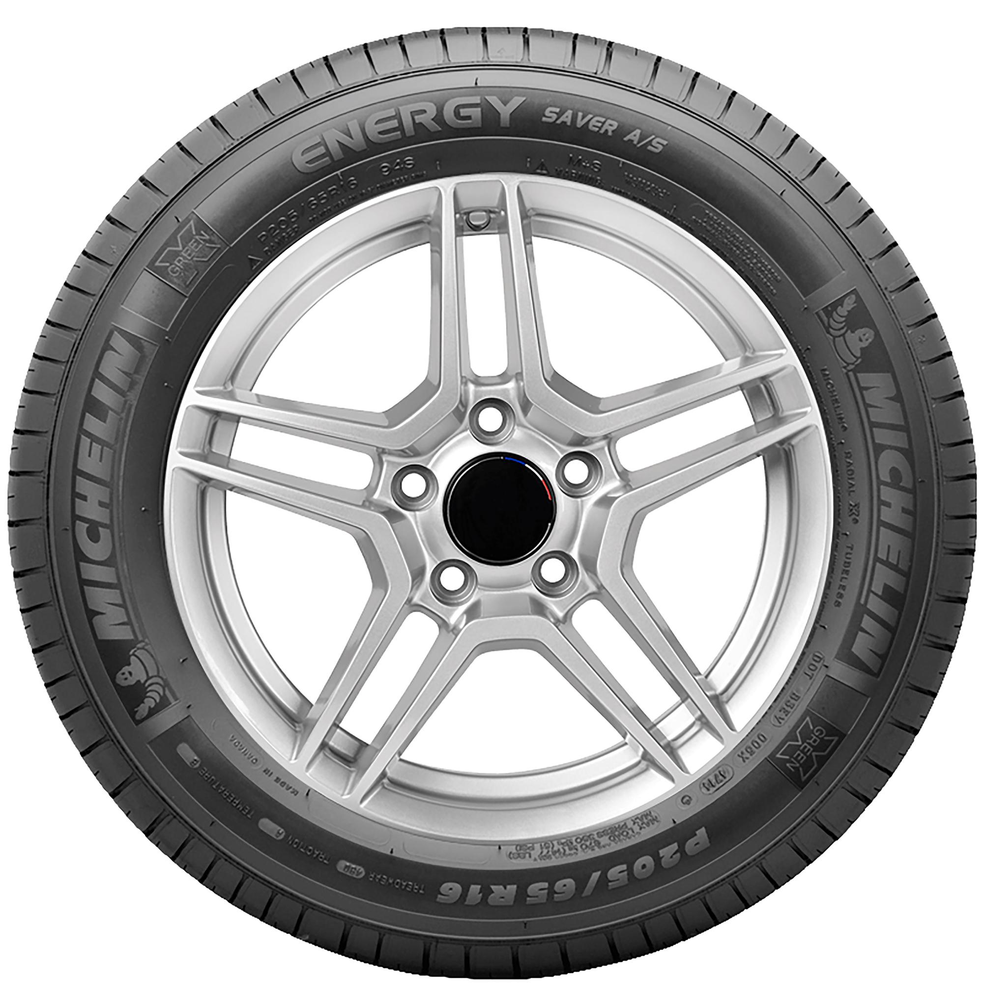 wheels  michelin energy saver all season passenger tire p205 65r16 94s