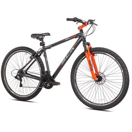 Bca 29 Men S Sc29 Mountain Bike Gray Orange Walmart Com