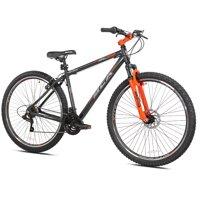 "BCA 29"" Men's, SC29 Mountain Bike, Gray/Orange"