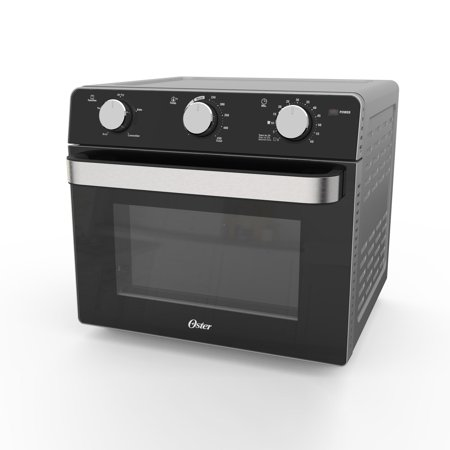 oster countertop toaster oven with air fryer black model tssttvmaf1. Black Bedroom Furniture Sets. Home Design Ideas