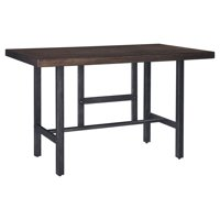 Signature Design by Ashley Kavara Rectangular Dining Counter Table